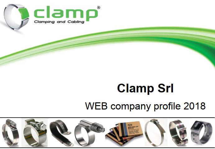 WEB ClampSrl Company profile 2018