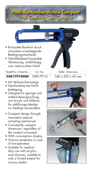 Profi Caulking Guns