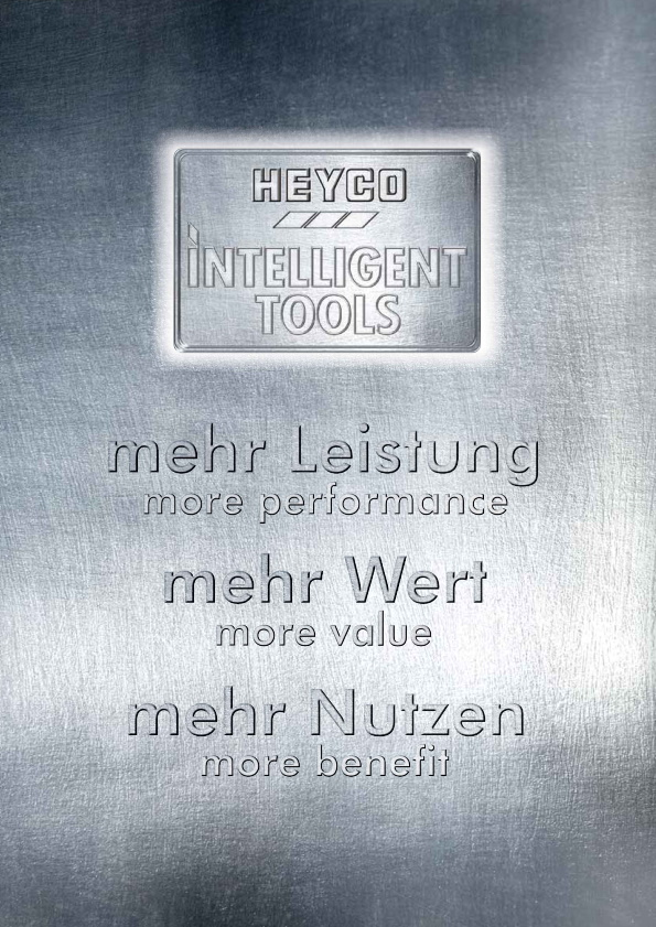 Innovative solutions HEYCO