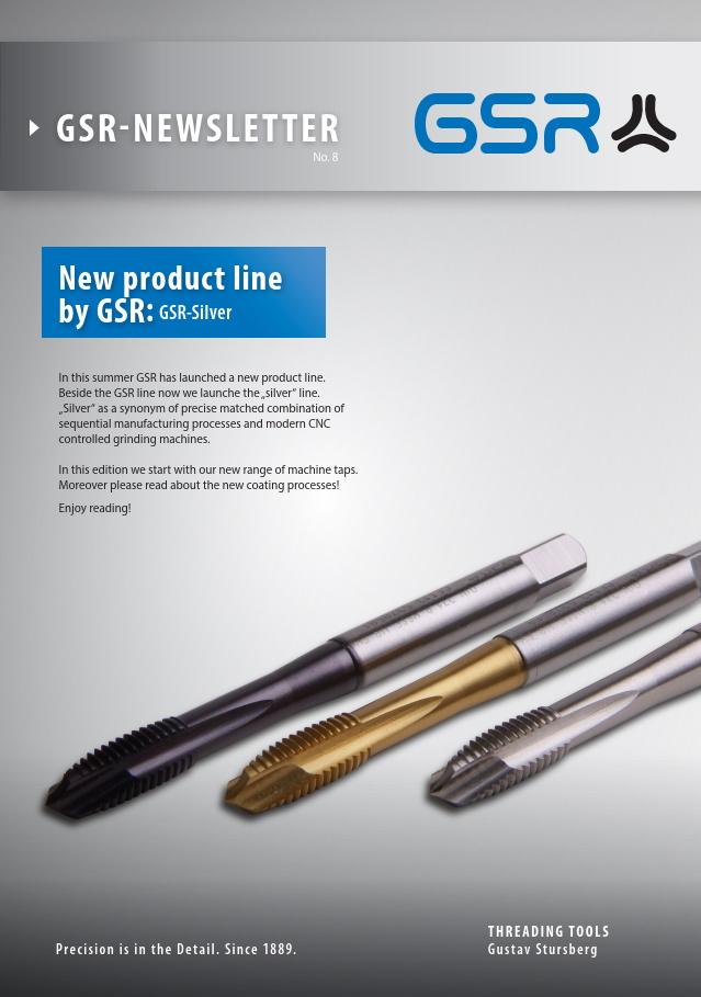 GSR newsletter: Machine Taps Silver