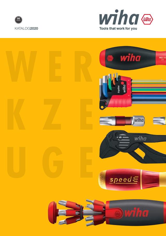 Catalog Wiha-2020