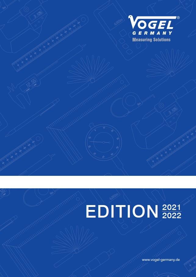 Catalog Vogel Germany 2021-2022