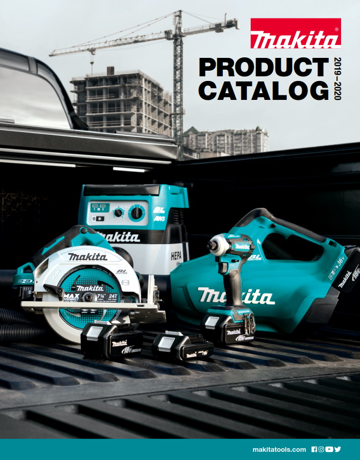 Makita Product Catalog