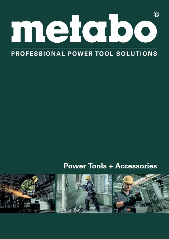 Metabo - Power Tools & Accessoires