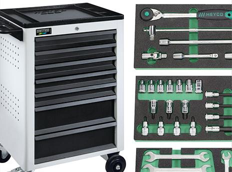 Динамометрический инструмент, авто и системы хранения